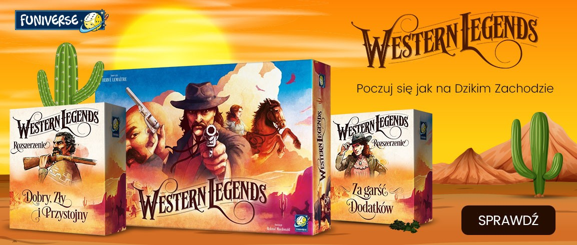 Gra Western Legends