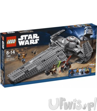Lego Stars Wars - Darth Maul's Sith