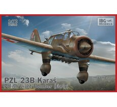 PZL. 23B Karaś Polish Light  Bomber (Early product)