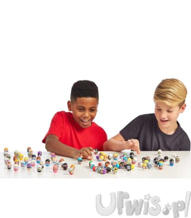 Figurki Fasolki Mighty Beanz 1-pack Display 24 szt.