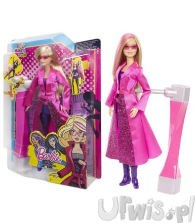 BARBIE Spy Barbie Tajna Agentka
