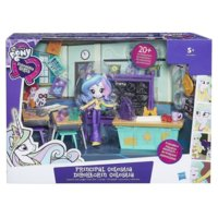 MY LITTLE PONY EQUESTRIA GIRLS MINI Lekcja z Celstią