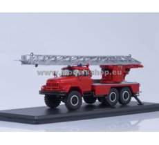 Turntable Ladder Fire Truck AL-30 (ZIL-131)