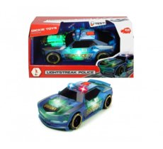 Racing Lightstreak Police