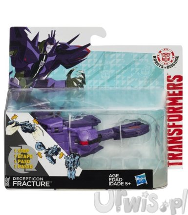 TRA Ride One Step Decepticon Fracture