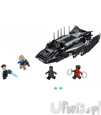 LEGO Super Heroes Atak myśliwca Royal Talon Fig GXP-626020