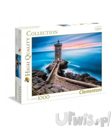 CLEMENTONI 1000 EL. The Lighthouse