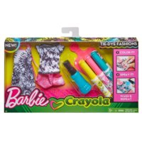 Barbie Crayola zrób to sam FPW13