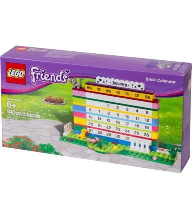 LEGO Friends Brick Calendar L-850581