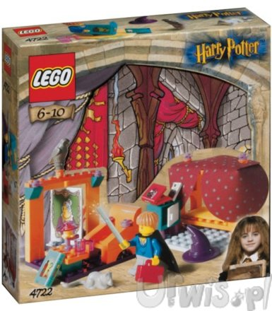 Lego Harry Potter House of Gryffindor 4722
