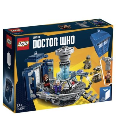 LEGO Doctor Who L-21304
