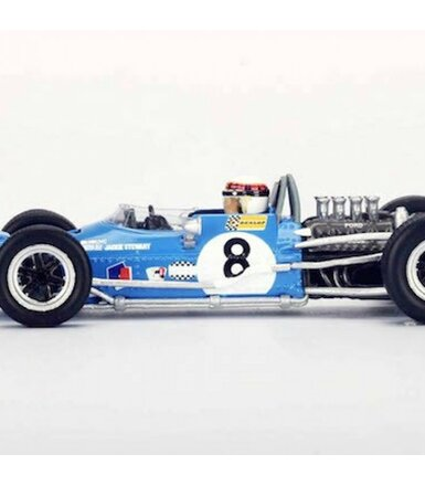 Matra MS10 n.8 Winner Dutch GP 1968