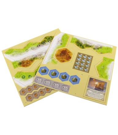 Catan Morskie Legendy