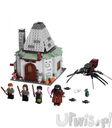 Lego Harry Potter - Chata Hagrida 4738