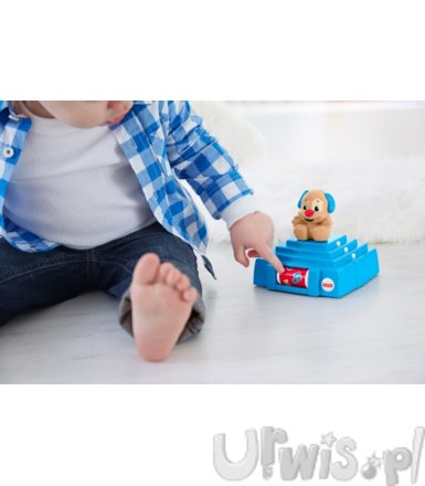 Fisher Price Interaktywne prezenciki