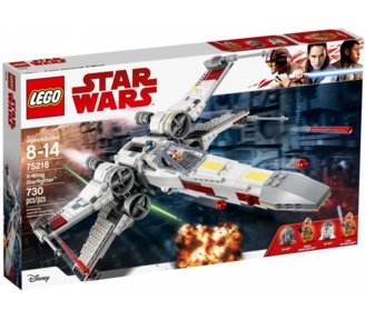 LEGO Klocki Star Wars X-Wing Starfighter 75218