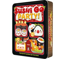 Gra Sushi Go Party!