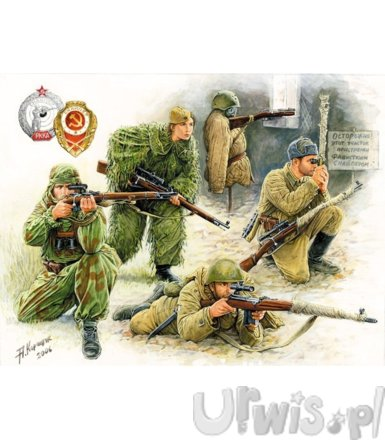 Soviet Snipers WW II
