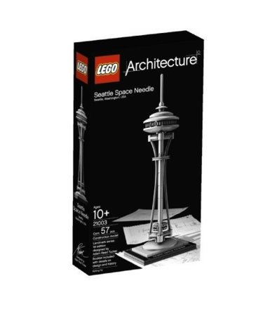 LEGO Architecture Seattle Space Needle L-21003