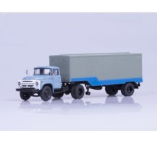 ZIL-130V1 with Semitrailer ODAZ-794