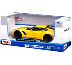 Model metalowy Maisto Corvette Z06 1/24