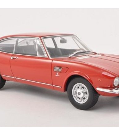 Fiat Dino Coupe 1967 (red)