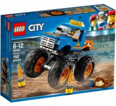 LEGO City Monster truck GXP-625971