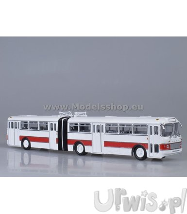 Ikarus-180 Articulated (white/red)