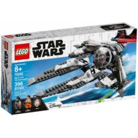 LEGO Klocki Star Wars TIE Interceptor Czarny As 75242