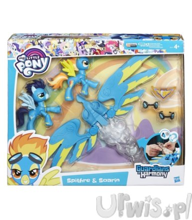 My Little Pony GOH Ponaddźwiękowe Bum