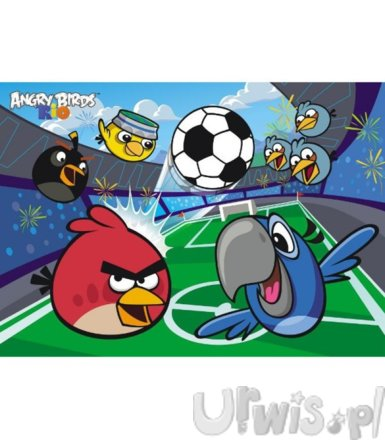 Puzzle 20 Maxi Angry Birds