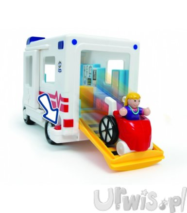 Wow Toys Ambulans Robin