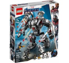 LEGO Klocki Super Heroes Pogromca War Machine 76124
