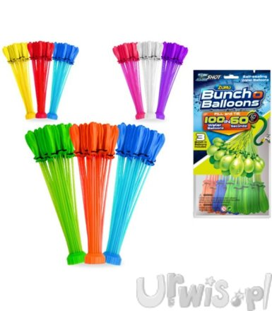 BUNCH BALLOONS 3pack