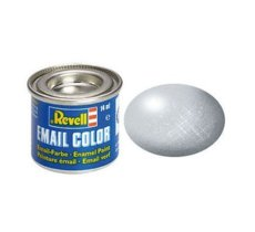 REVELL Email Color 99 Aluminium Metallic