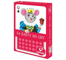 Karty do gry 54 Junior
