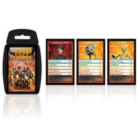 TOP TRUMPS Gra karciana SW Rebels