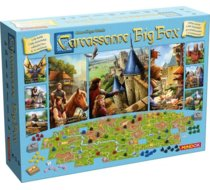 Gra Carcassonne Big Box 6 PL