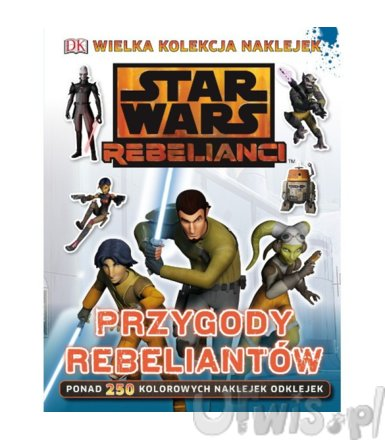 Naklejki Star Wars Rebelianci