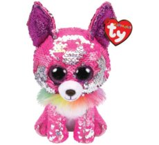 Maskotka TY Boos Flippables Chihuahua 15 cm
