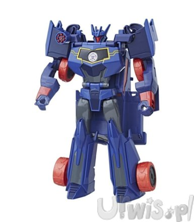 TRANSFORMERS 3-STEP CHANGERS SOUNDWAVE