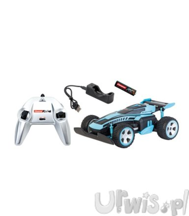 RC Buggy Blue Racer