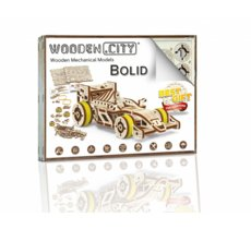 Puzzle 3D Bolid