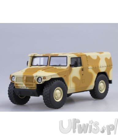 Russian Army Jeep GAZ-233002 Tiger