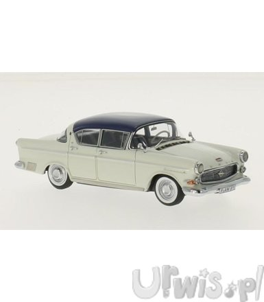 Opel Kapitan P2.5 1958 (grey/blue)