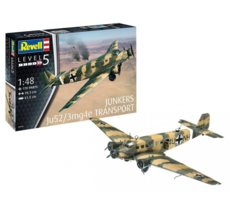 Model plastikowy Junkers JU52/3M Transport
