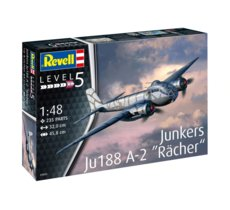 Model do sklejania Junkers Ju188 A-1 Racher