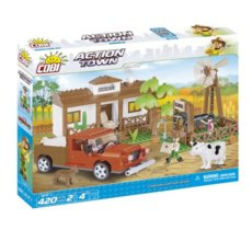 COBI Action Town Farma 4 20 el.