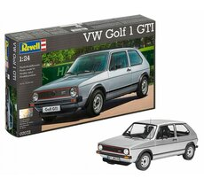 Model plastikowy VW Golf 1 GTI