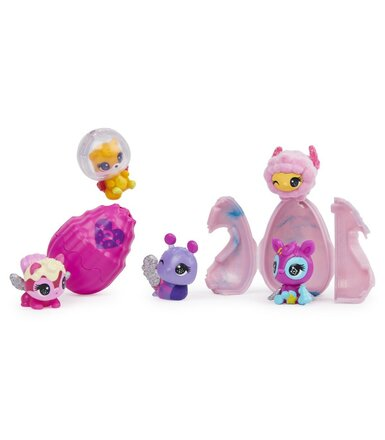 Figurka HATCHIMALS S8 Cosmic Candy